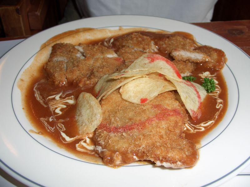 Yun Sus dinner