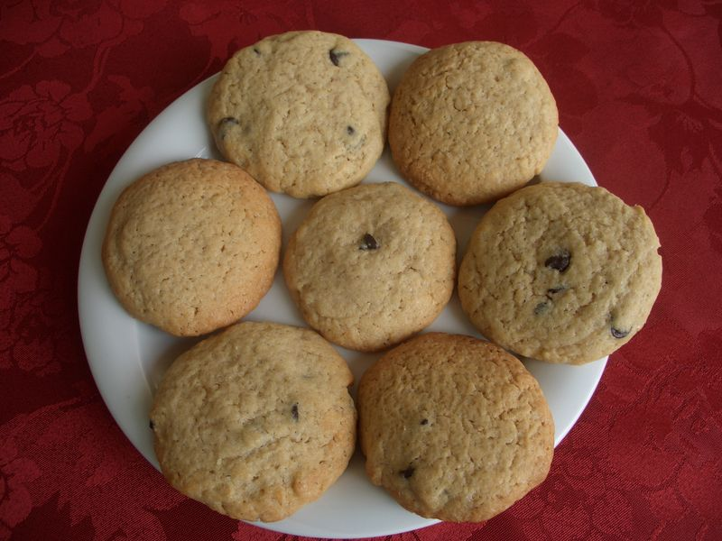 Tollhouse cookies 2