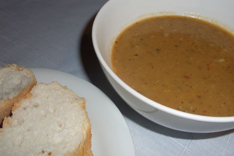 Ezo Gelin Soup